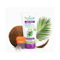Puressentiel Anti-poux Shampooing Masque Traitant 2 En 1 Anti-poux Avec Peigne - 150 Ml à Pessac