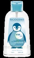 ABCDERM H2O Solution sans rinçage nettoyante bébé Fl pompe/1L à Pessac