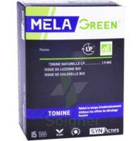 Synactifs Melagreen  Bio Gélules B/15 à Pessac