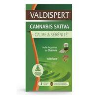 Valdispert Cannabis Sativa Caps Liquide B/24 à Pessac