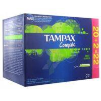 Tampax Compak, Super, Bt 22 à Pessac