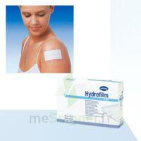 Hydrofilm® Plus Pansement Film Adhésif Transparent Avec Compresses Centrale  5 X 7,2 Cm - Boîte De 5 à Pessac