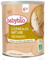 BABYBIO 3 Céréales Nature à Pessac