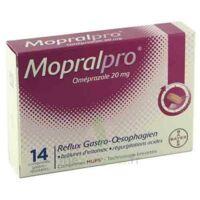 MOPRALPRO 20 mg Cpr gastro-rés Film/14 à Pessac