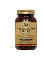 Solgar Vitamine D3 à Pessac