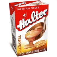 Halter Bonbons Sans Sucre Caramel à Pessac