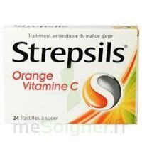 STREPSILS ORANGE VITAMINE C, pastille à Pessac