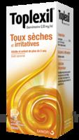 TOPLEXIL 0,33 mg/ml, sirop 150ml à Pessac