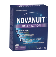 Novanuit triple action à Pessac