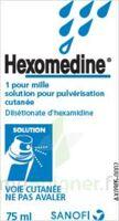 Hexomedine 1 Pour Mille, Solution Pour Pulvérisation Cutanée En Flacon Pressurisé à Pessac