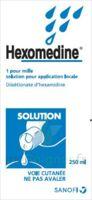 Hexomedine 1 Pour Mille S Appl Loc Fl/250ml à Pessac