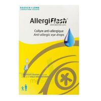 ALLERGIFLASH 0,05 %, collyre en solution en récipient unidose à Pessac