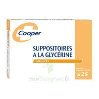 Suppositoires A La Glycerine Cooper Suppos En Récipient Multidose Adulte Sach/25 à Pessac