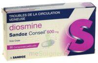 DIOSMINE SANDOZ CONSEIL 600 mg, comprimé pelliculé à Pessac