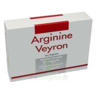 ARGININE VEYRON, solution buvable en ampoule à Pessac