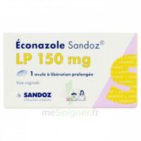ECONAZOLE SANDOZ L.P. 150 mg, ovule à libération prolongée à Pessac