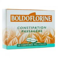 BOLDOFLORINE, comprimé pelliculé à Pessac