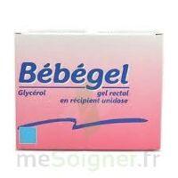 BEBEGEL, gel rectal en récipient unidose à Pessac
