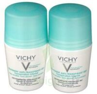 VICHY TRAITEMENT ANTITRANSPIRANT BILLE 48H, fl 50 ml, lot 2