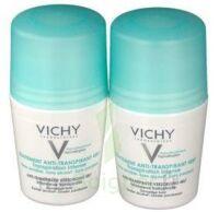 VICHY TRAITEMENT ANTITRANSPIRANT BILLE 48H, fl 50 ml, lot 2 à Pessac