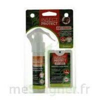 Insect Protect Spray Peau + Spray VÊtements Fl/18ml+fl/50ml à Pessac