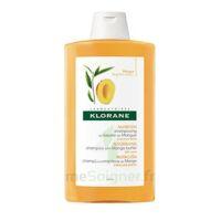 Klorane Beurre De Mangue Shampooing Cheveux Secs 400ml à Pessac