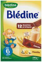 Blédine Vanille/Cacao 12 dosettes de 20g à Pessac