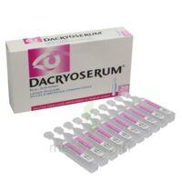 DACRYOSERUM Solution pour lavage ophtalmique en récipient unidose 20Unidoses/5ml à Pessac