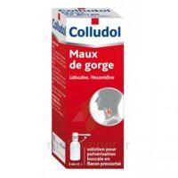 COLLUDOL Solution pour pulvérisation buccale en flacon pressurisé Fl/30 ml + embout buccal à Pessac