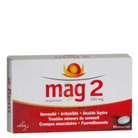 Mag 2 100 Mg, Comprimé  B/120 à Pessac