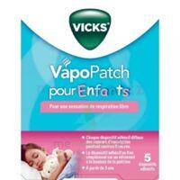 VICKS VAPOPATCH ENFANTS à Pessac