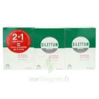 Silettum Nutrition Du Cheveu 60 X2 + 60 Offertes à Pessac