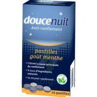 DOUCENUIT ANTIRONFLEMENT PASTILLES à la menthe, bt 16 à Pessac