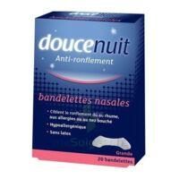 DOUCENUIT Bandelettes nasales GRANDES, bt 20 à Pessac