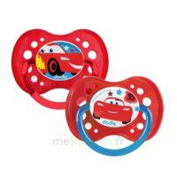 Dodie Disney Sucettes Silicone +18 Mois Cars Duo à Pessac