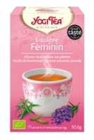 Yogi Tea Equilibre Feminin à Pessac