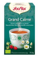 YOGI TEA GRAND CALME à Pessac