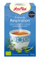 Yogi Tea Profonde Respiration à Pessac