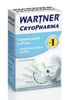 WARTNER BY CRYOPHARMA Kit cryothérapie verrues mains pieds Aéros/50ml+pansement à Pessac