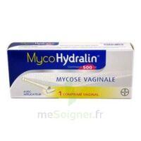 MYCOHYDRALIN 500 mg, comprimé vaginal à Pessac