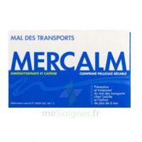 Mercalm, Comprimé Pelliculé Sécable à Pessac