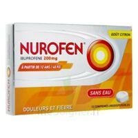 NUROFEN 200 mg, comprimé orodispersible à Pessac