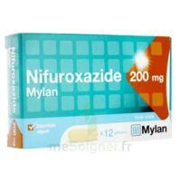 NIFUROXAZIDE MYLAN 200 mg, 12 gélules à Pessac
