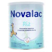 Novalac Riz Lait en poudre 800g à Pessac