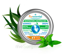 Puressentiel Respiratoire Gommes Menthe-Eucalyptus Respiratoire - 45 g à Pessac