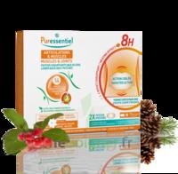 Puressentiel Articulations & Muscles Patchs Chauffants Articulations & Muscles Aux 14 Huiles Essentielles Bas Du Dos - 2 Patchs à Pessac