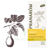 PRANAROM Huile végétale bio Avocat à Pessac