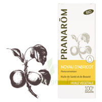 Pranarom Huile Végétale Bio Noyau Abricot 50ml à Pessac