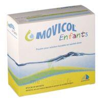 MOVICOL ENFANTS, poudre pour solution buvable en sachet-dose à Pessac