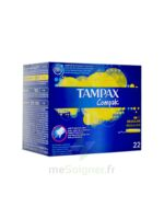 Tampax Compak Régulier tampon flux normal à Pessac